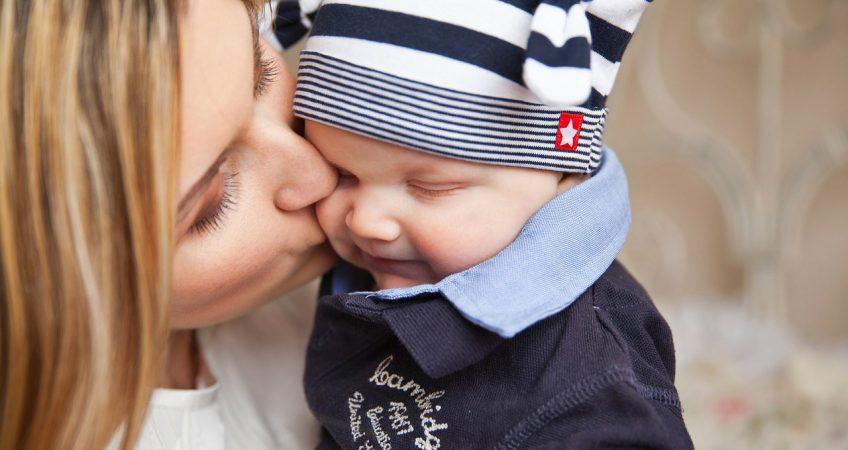 Курсы немецкого языка для мам с детьми.